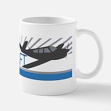Aircraft Beechcraft Mug