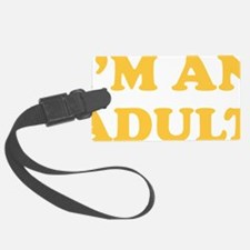 adultt1D Luggage Tag