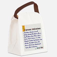 Unitarian 4 Canvas Lunch Bag