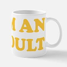 adultt1D Mug