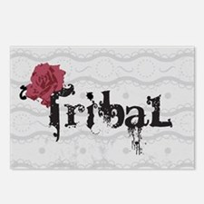 Tribal Postcards (Package of 8)