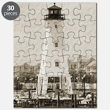 Gulfport Lighthouse Puzzle