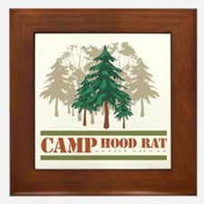 camp_hood Framed Tile