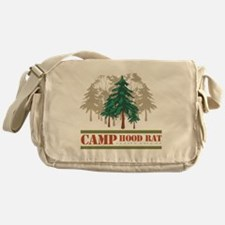 camp_hood Messenger Bag