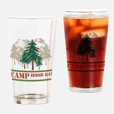 camp_hood Drinking Glass