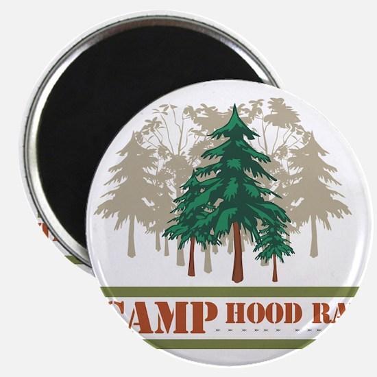 camp_hood Magnet