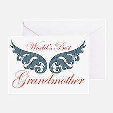 best_gma Greeting Card