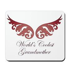 Worlds Coolest Grandma Mousepad