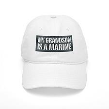 My Grandson is a Marine Baseball Cap