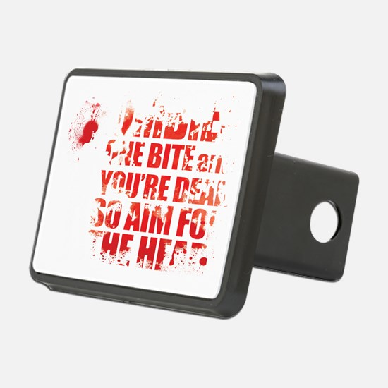 ZOMBIES: ONE BITE AND YOUR Hitch Cover