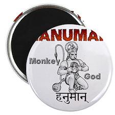 Hindu Hanuman Magnet