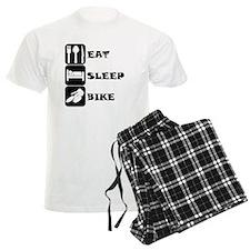 Eat Sleep Bike Pajamas