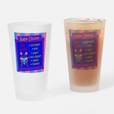 Baby Union By-Laws Drinking Glass