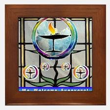 Unitarian 5 Framed Tile