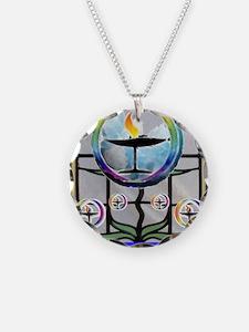 Unitarian 5 Necklace