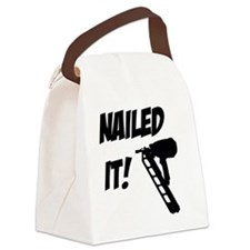 Nailed It! Canvas Lunch Bag