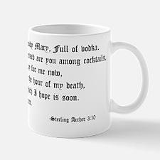 Bloody Mary Prayer Mug
