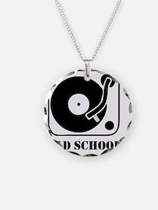 Old School DJ Necklace