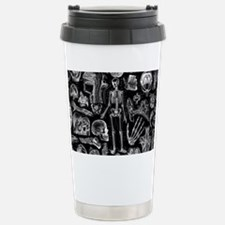 anatomy_black_pillow_cases Thermos Mug