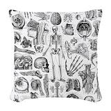 Anatomy Woven Pillows