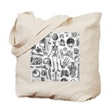 Anatomy Totes & Shopping Bags