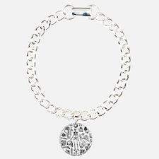 anatomy_W_twin_duvet Bracelet