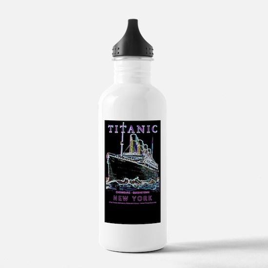 TG9iphone3ghardcase Water Bottle