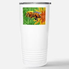 clutchHoneybeeNew Travel Mug