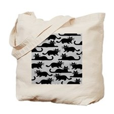 catspattern Tote Bag