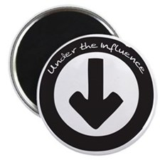 Under the Influence Magnet