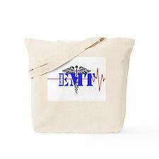 Retired EMT Tote Bag