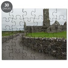 Irish Church, County Galway Puzzle