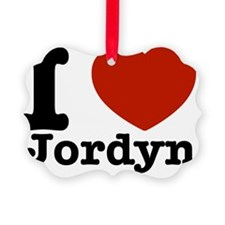 Jordyn Ornament