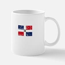 1DOMINICAN REP-black Mug