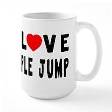 I Love Triple Jump Mug