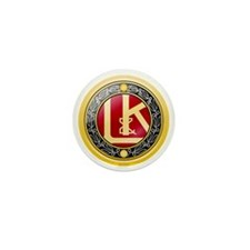 Laurin  Klement Mini Button