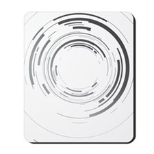 Abstract lens Mousepad
