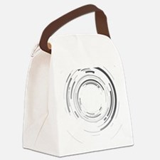 Abstract lens Canvas Lunch Bag