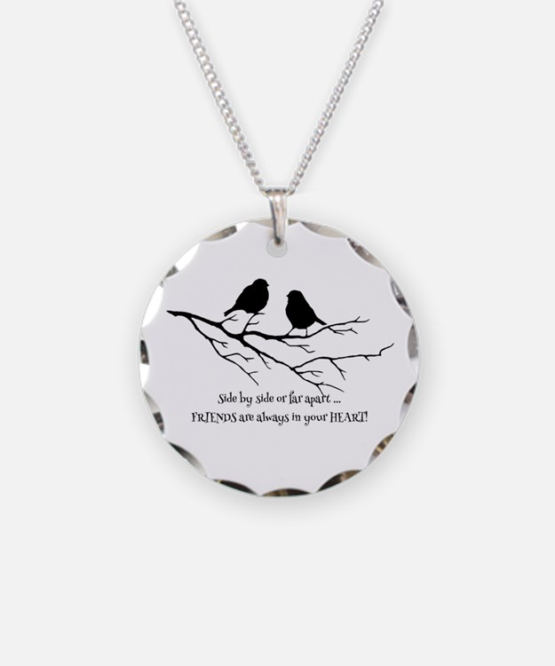 Friendship Quotes Jewelry: Friendship Dog Tags, Necklace