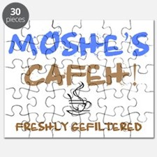 MOSHES GEFILTERED COFFEE Puzzle
