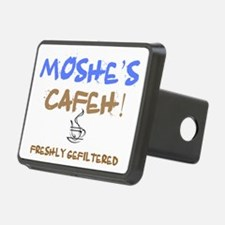 MOSHES GEFILTERED COFFEE Hitch Cover