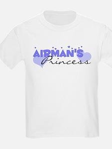 Airman's Princess Kids T-Shirt