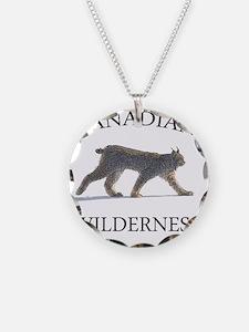 Lynx-canadensis Necklace