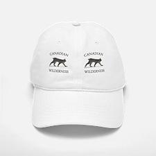 Lynx-Canadensis Baseball Baseball Cap