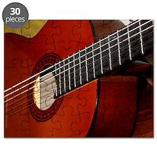 Classic Guitar Puzzle