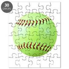 Softball Coach Thank You Unique Gifts Puzzle