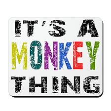monkeything Mousepad