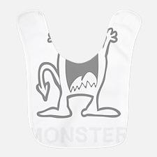 Burpee Monster Bib