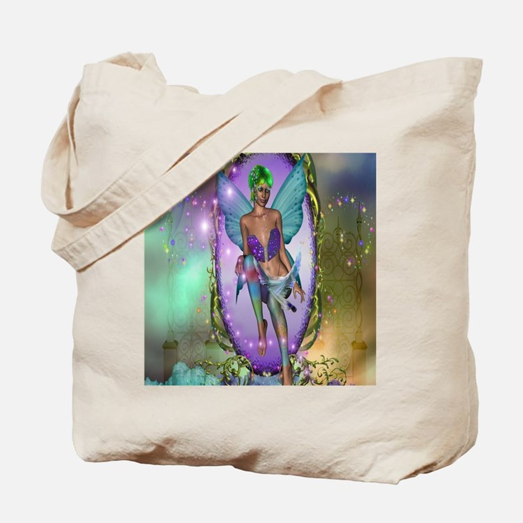 Mirror Fairy Tote Bag