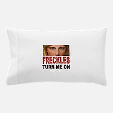 FRECKLES Pillow Case